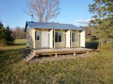 Guesthouse Cabin for 3