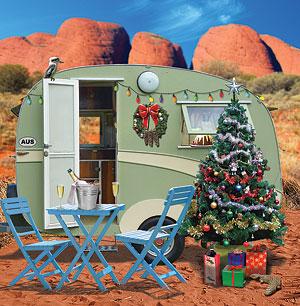 caravan christmas